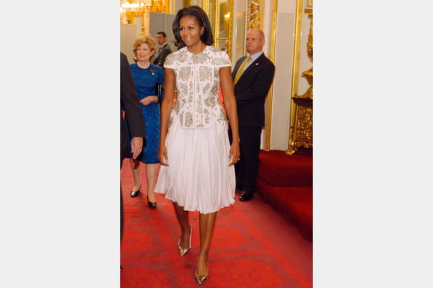 Michelle Obama le 27juillet 2012