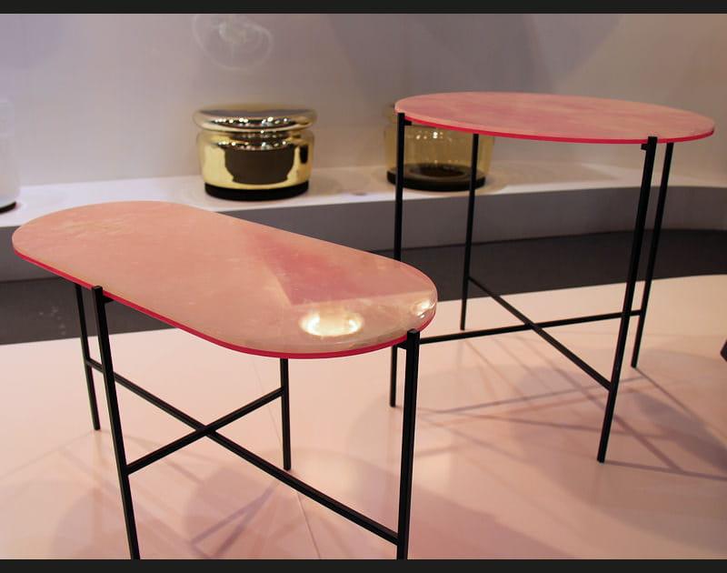 Tables Neon chez Haymann Editions