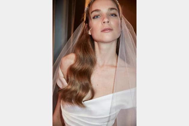 Le voile de mariée, l'accessoire tendance