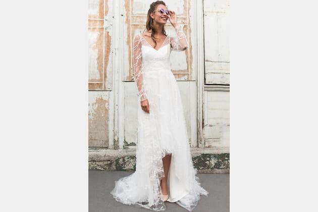 Robe de mariée Pampelonne, Marie Laporte