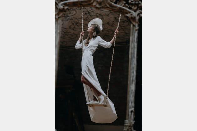 Robe de mariée Verveine, Victoire Vermeulen