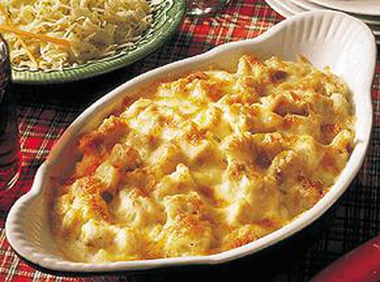recette de gratin de pommes de terre à la dinde : la recette facile