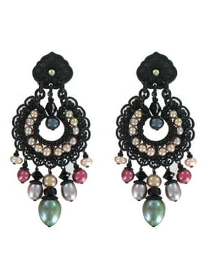 boucles d'oreilles de gas bijoux