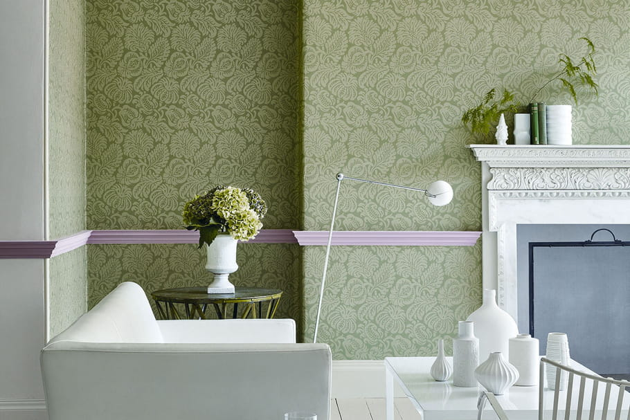 L'objet du désir : les papiers peints London Wallpaper IV de Little Greene