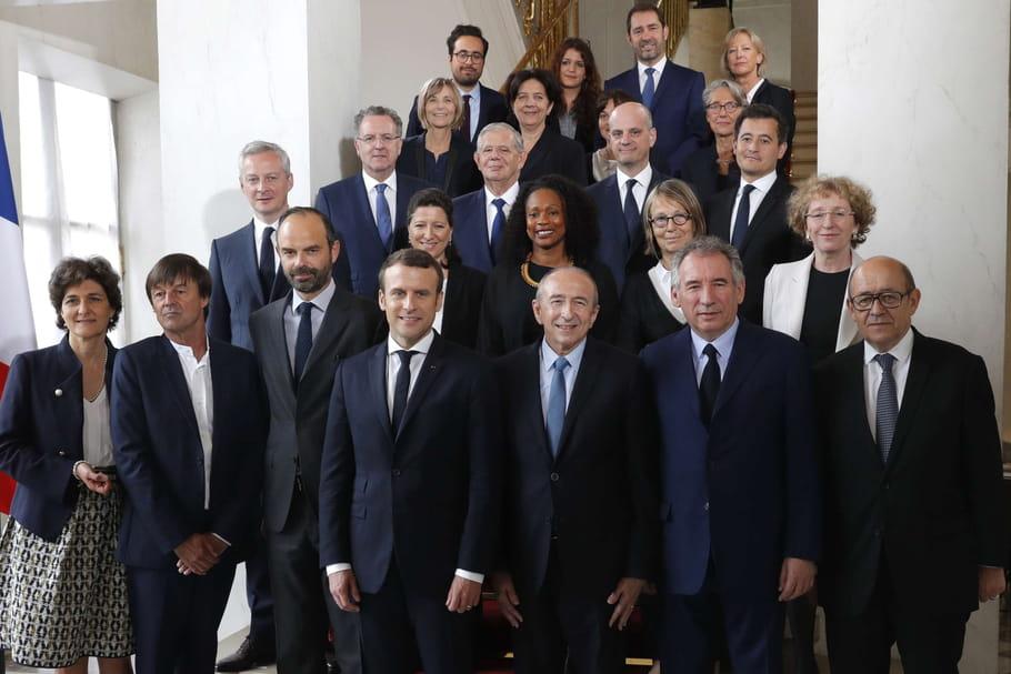 Nouveau gouvernement: qui sont les femmes ministres?