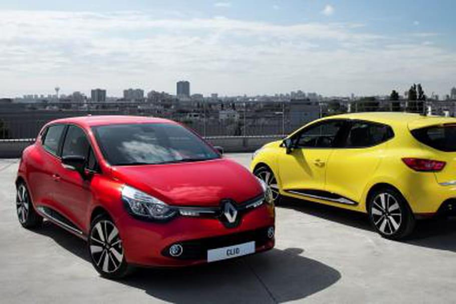 Ventes de voitures 2014 : top & flops