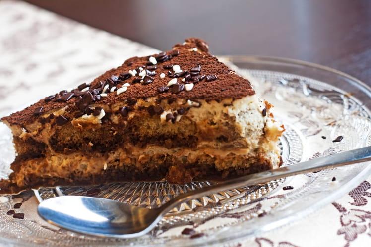 Recette de tiramisu au chocolat la recette facile - Recette tiramisu au chocolat ...