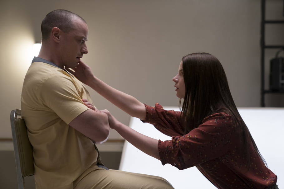 "James McAvoy: ""Les traumatismes peuvent rendre plus fort!"""