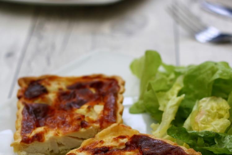Tartelettes aux saveurs italiennes