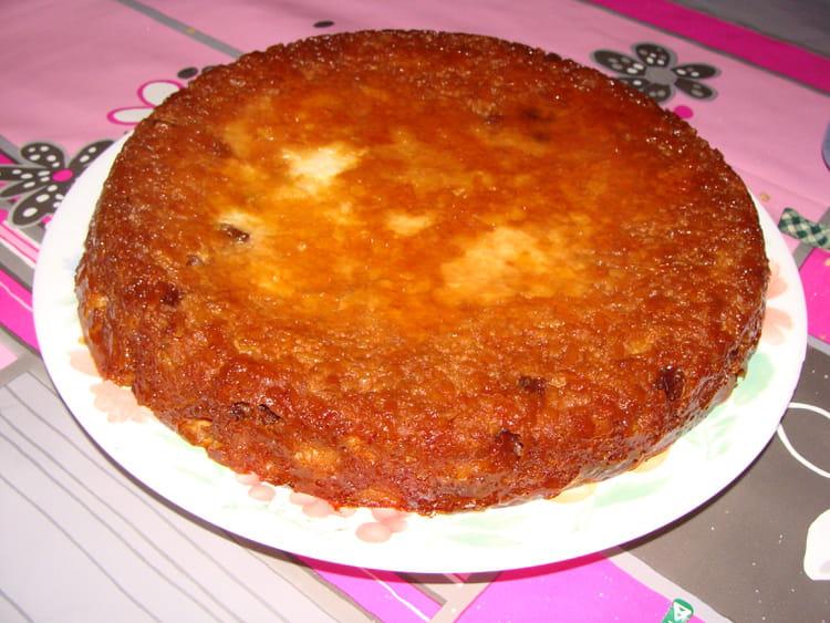 Recette de g teau de riz la recette facile - Gateau avec beaucoup de lait ...
