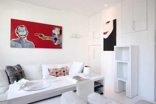 Un appartement plein d'astuces