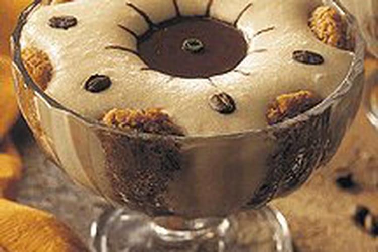 Tiramisu au café fort