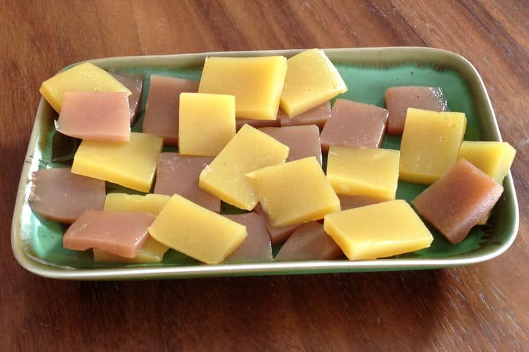 recette de p 226 te de fruit all 233 g 233 e la recette facile