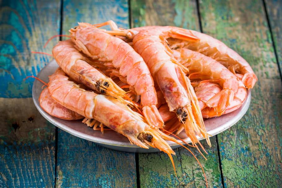 Comment obtenir des crevettes toutes roses - Comment cuisiner des crevettes roses ...