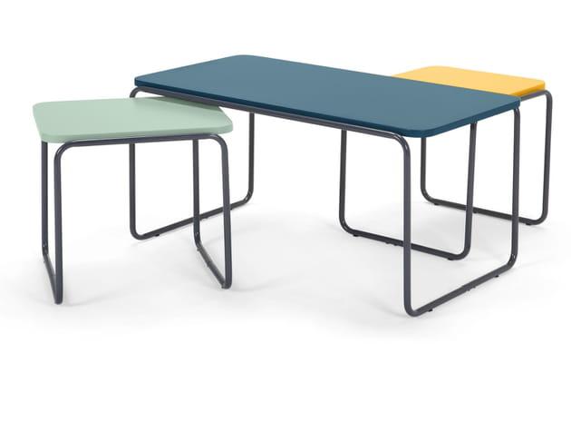 Une table basse retour à l'école