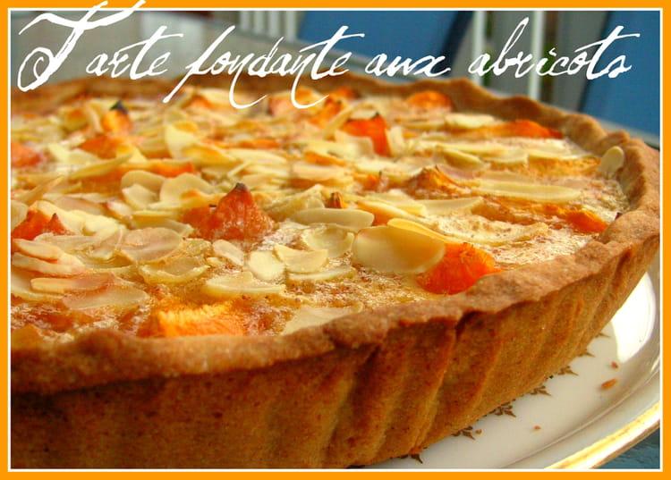 tarte aux abricots la meilleure recette