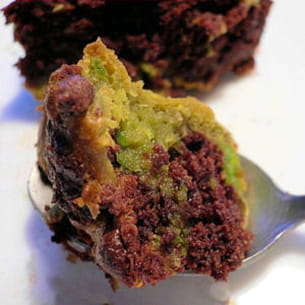 gâteau marbré chocolavocat