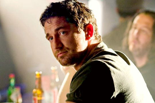 Gerard Butler, l'ours charmeur