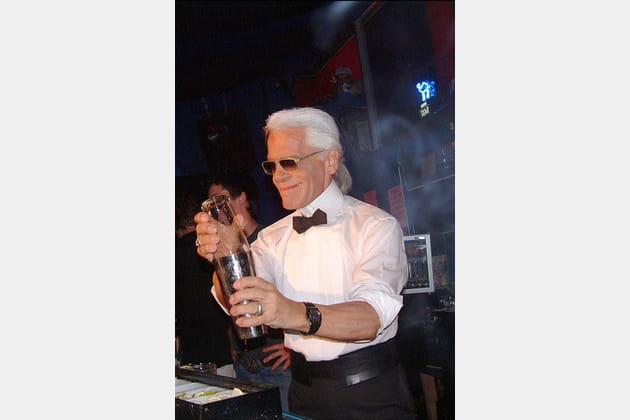 Karl bartender