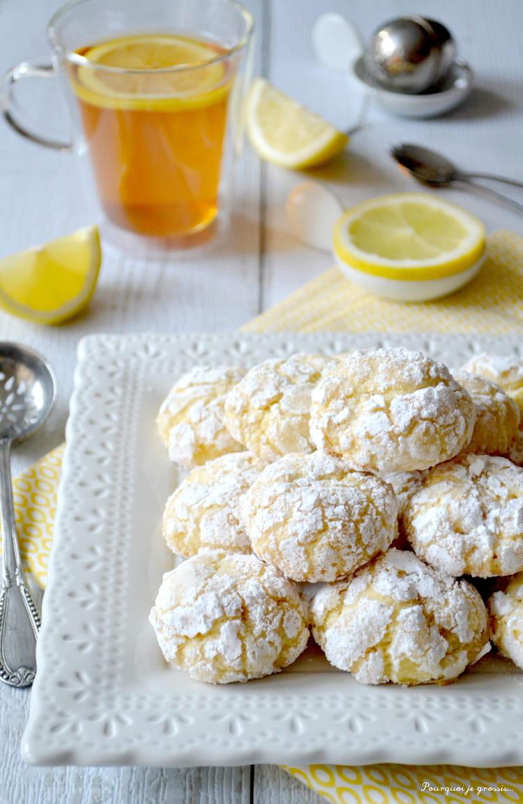 recette de biscuits moelleux au citron biscotti morbidi. Black Bedroom Furniture Sets. Home Design Ideas
