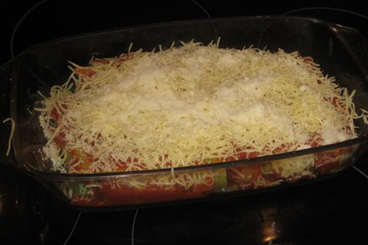 Cannellonis épinard-ricotta