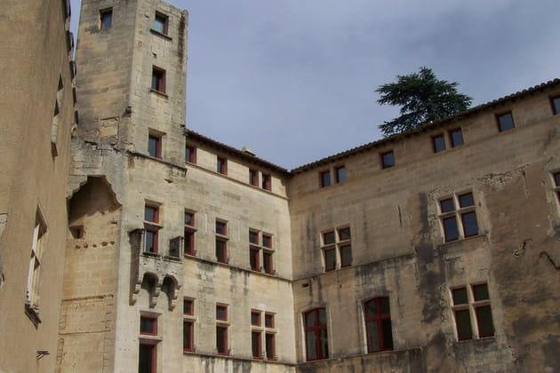 Le Château de Buoux