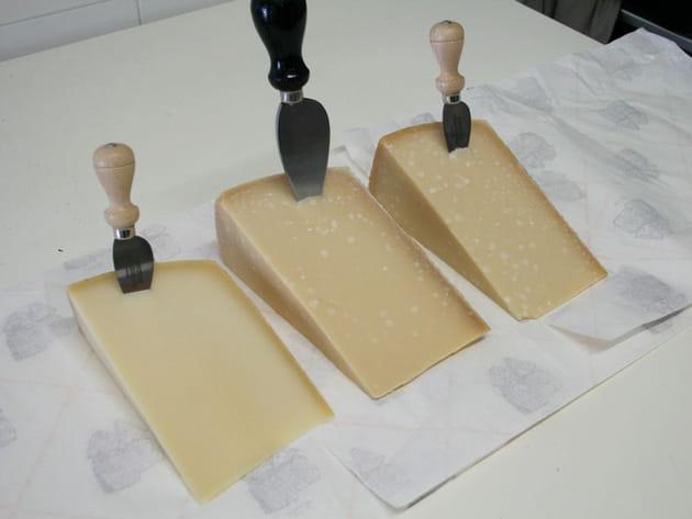 Le Parmesan, un produit d'exception