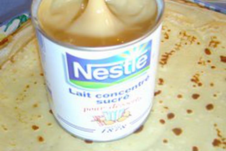 Confiture de lait simplissime