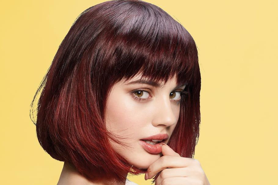Quel carré choisir pour mes cheveux épais?