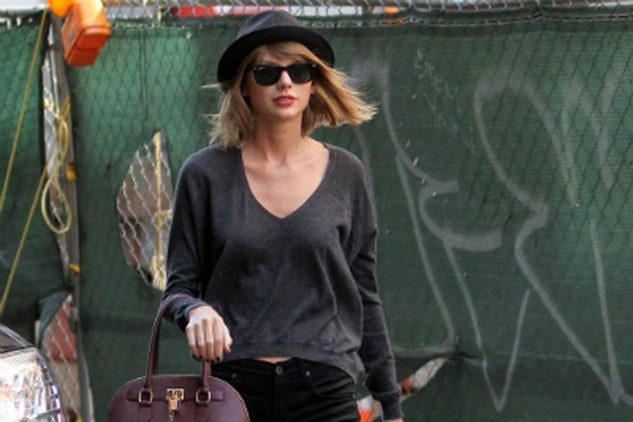 Le look people du jour: Taylor Swift, trendy