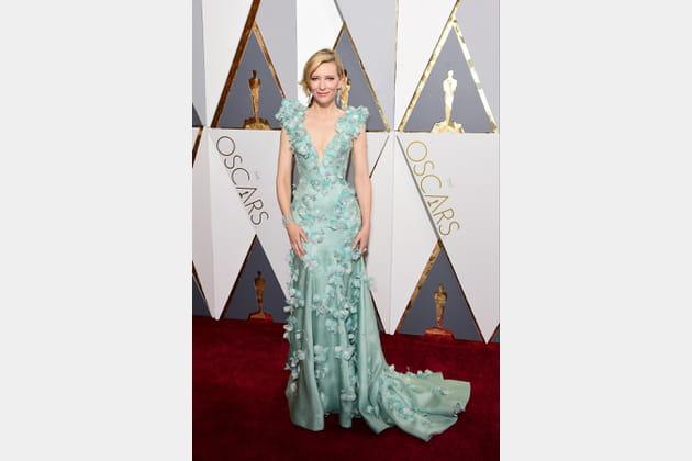 Cate Blanchett le 28février 2016