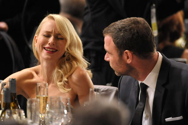 La complicité est évidente, en 2013, aux Screen Actors Guild Awards