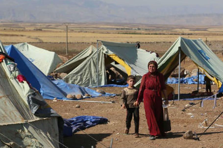 L'Etat islamique tente de justifier l'esclavage des femmes yazidies