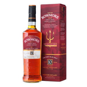 whisky 10 ans bowmore