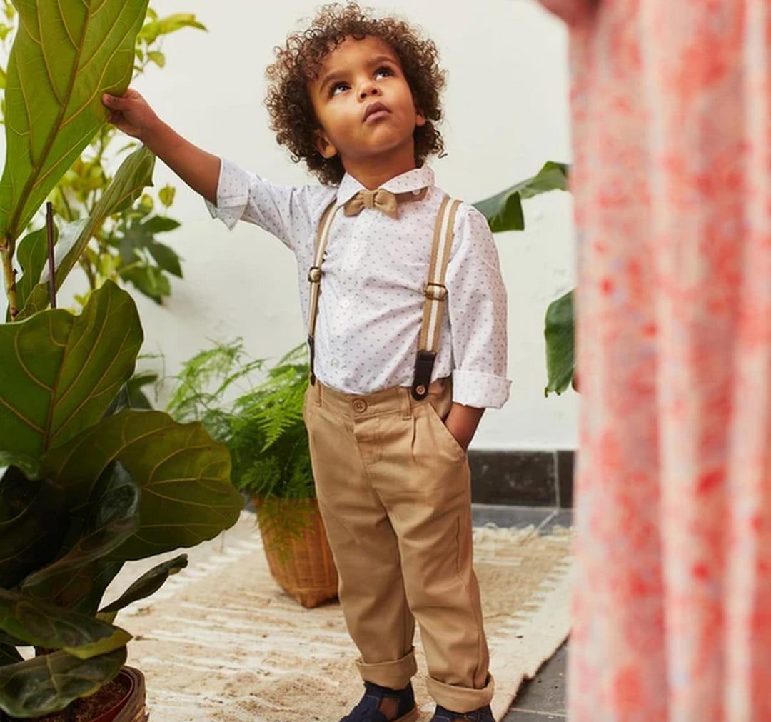ensemble-pantalon-chemise-la-redoute-collections