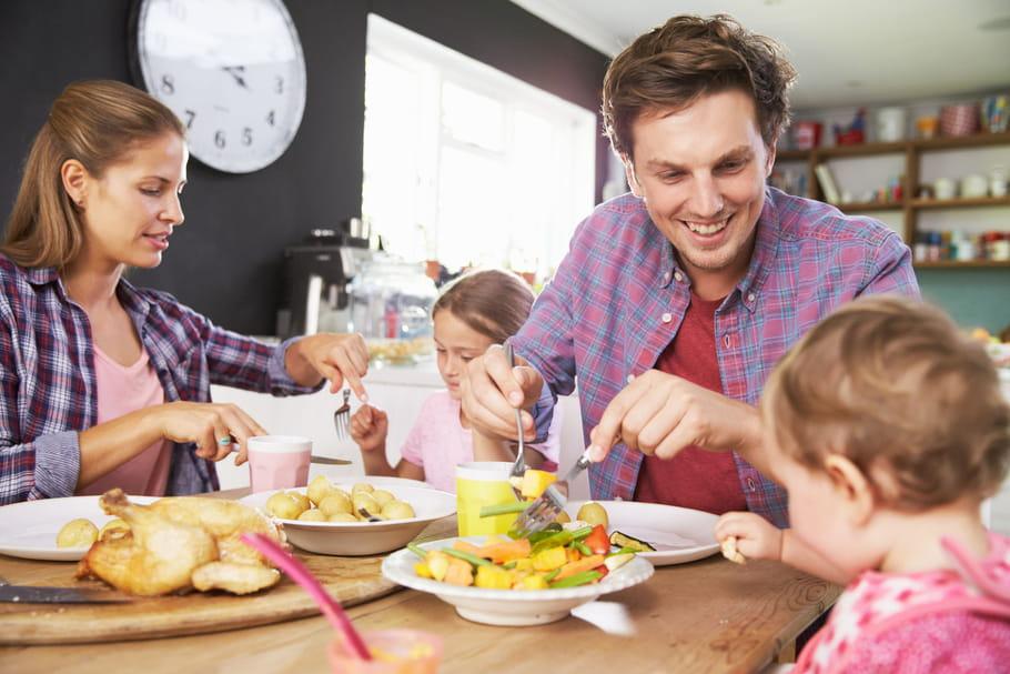 Se retrouver en famille pendant les repas, pourquoi est-ce important?
