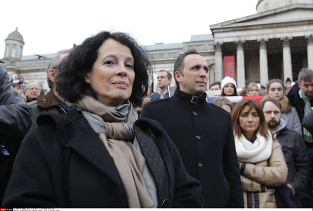 7e: Sylvie Bermann, ambassadrice de France au Royaume-Uni