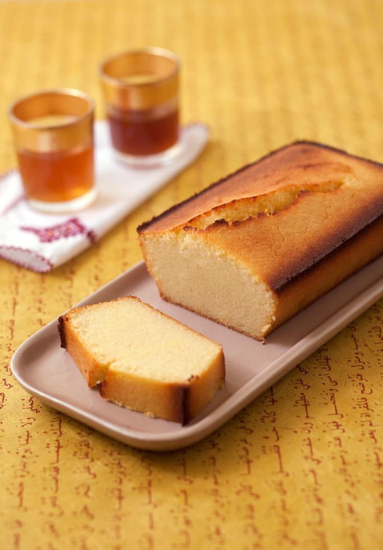 Recette De Cake à La Semoule Au Citron Et Au Gingembre La Recette