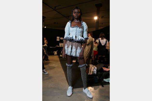 Fashion East (Backstage) - photo 14