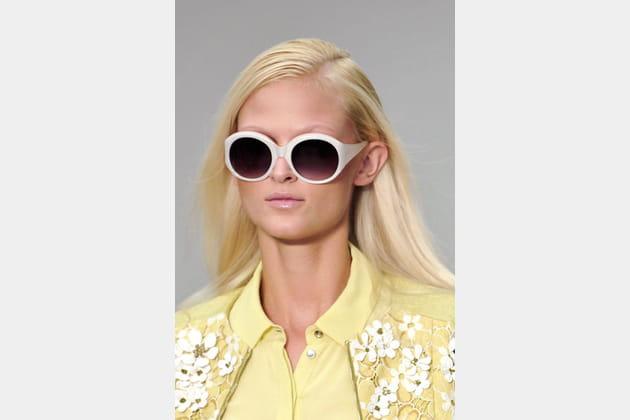 Les lunettes sixties de Matthew Williamson