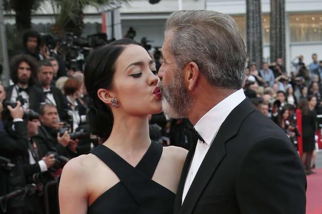Mel Gibson présente sa douce, Rosalind Ross