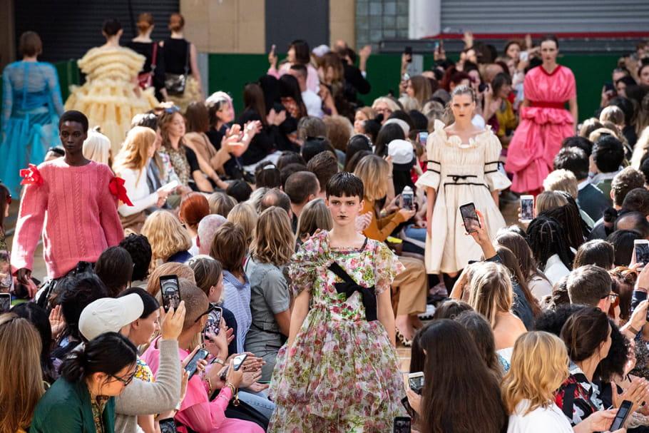 Que retenir de la fashion week de Londresprintemps-été 2020?