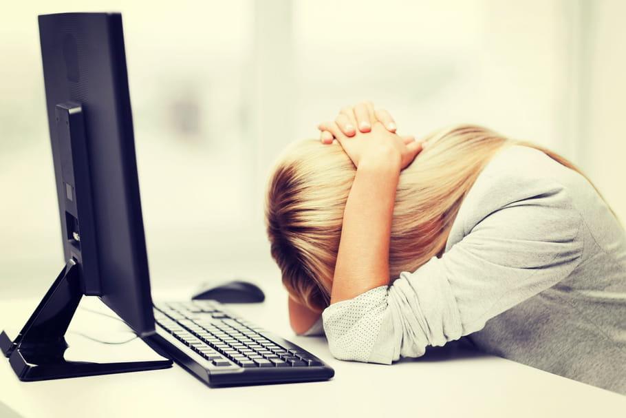 Stress au travail: les femmes premières concernées