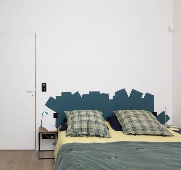 Tête de lit déstructurée