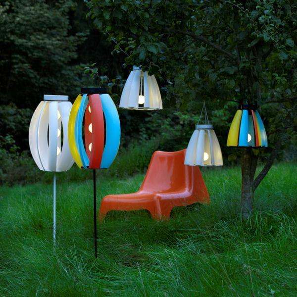 Eclairage solaire/éolienne Solvinden d\'IKEA