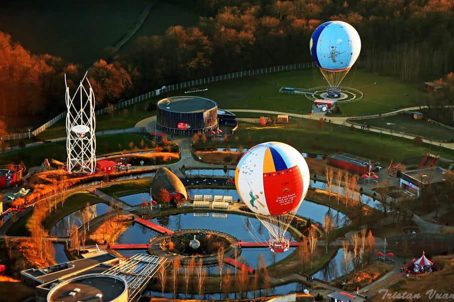 Le Parc du Petit Prince, à la conquête de l'Espace!