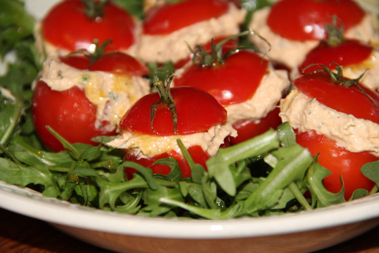 Tomates farcies apéritives
