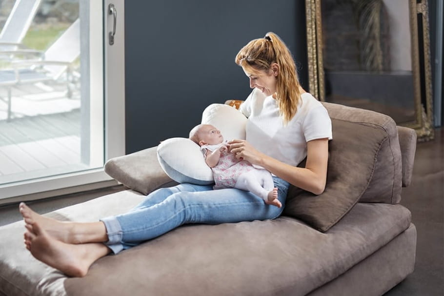 Coussin d'allaitement: lequel choisir?