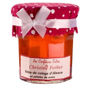 christine ferber a créé cette gelée pour françois simon.