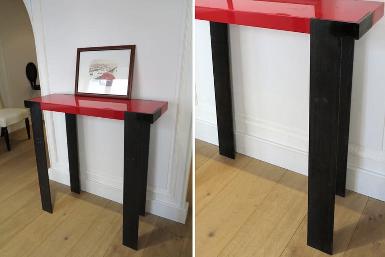 Meubles contemporains for Atelier du meuble contemporain